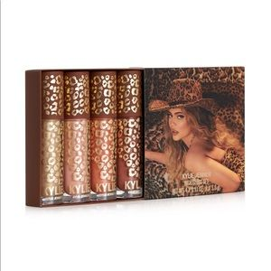 BNIB Limited Edition 4pc High Gloss Set